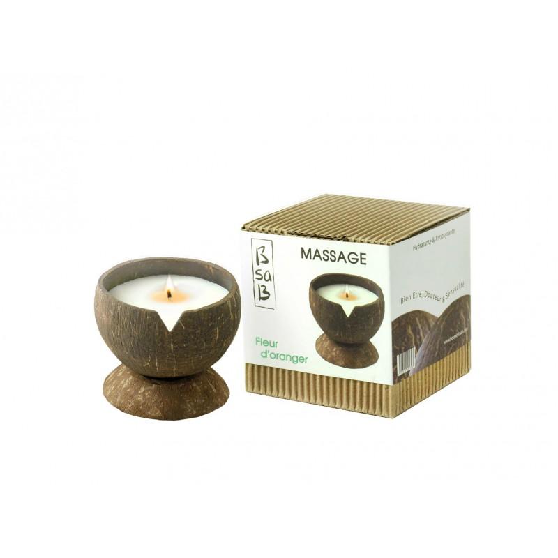 bougie de massage la cire de soja naturiou. Black Bedroom Furniture Sets. Home Design Ideas