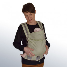 LLA Baby carrier P4 Babysize Dried Herb