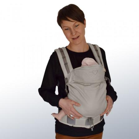 ebbb19ee86c2 Ling ling d amour babysize Le porte-bébé physiologique bio le moins ...