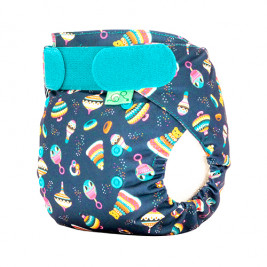 Culotte de protection Peenut Totsbots Rattle and Roll