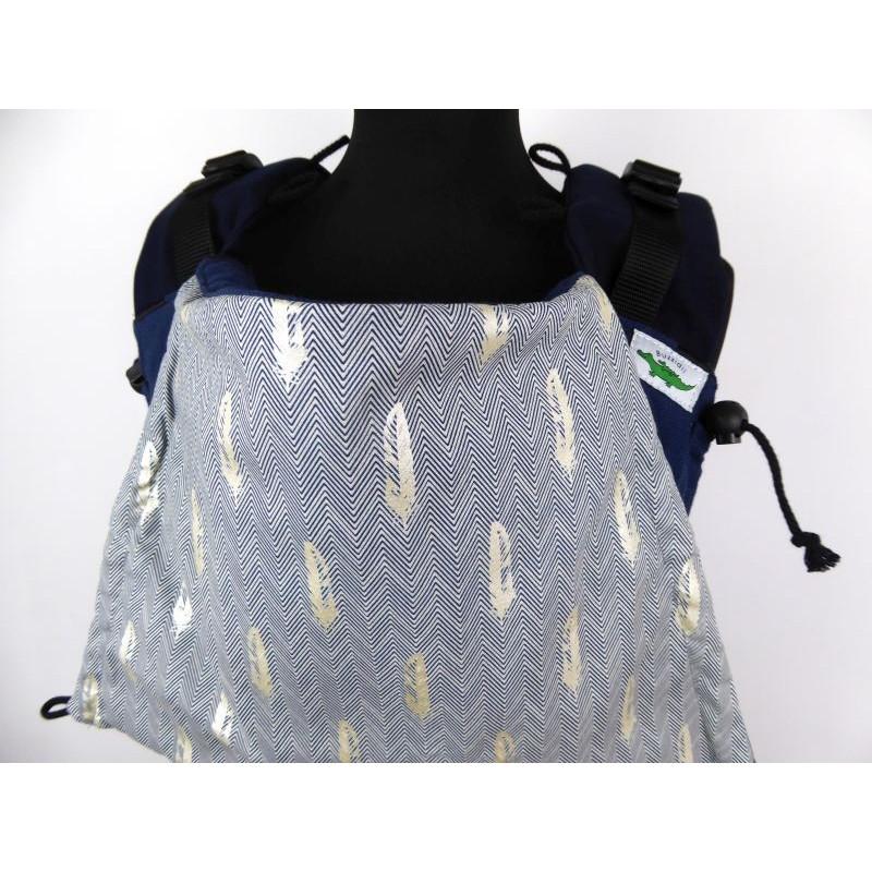 Porte-bébé Buzzidil Versatil Feathers (plumes) au meilleur prix 66d8c7f9dbc
