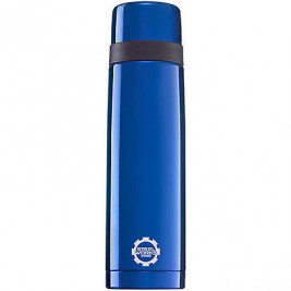 Thermos 0,7L Steelworks silver par Sigg