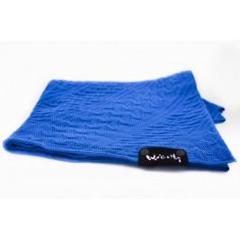 Porte-bébé Sling Wacotto Bleu Electrique