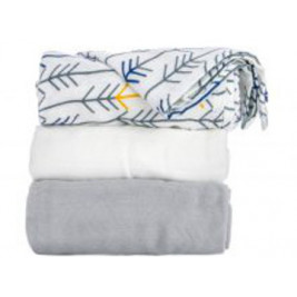 Blanket lot de 3 maxi langes Tula Aim