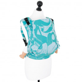 Fidella Fusion Siren Blue with Linen Size Toddler Editition Limited