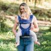Porte-bébé Ergobaby 360 Cool Air Bleu Roi