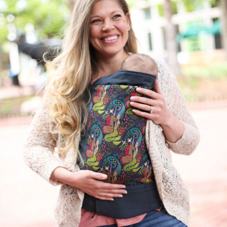 Boba 4g Baby Carrier The Mermaid And The Unicorm