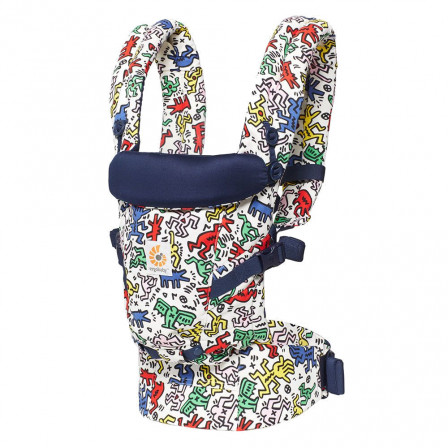 Ergobaby Original Adapt Keith Haring - Pop