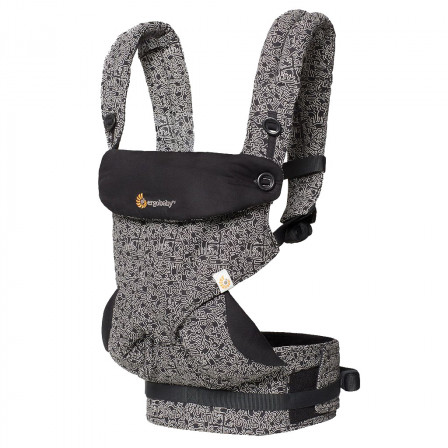 96dab635fd6 Ergobaby 360 Baby Carrier All Positions Sophie la girafe Festival