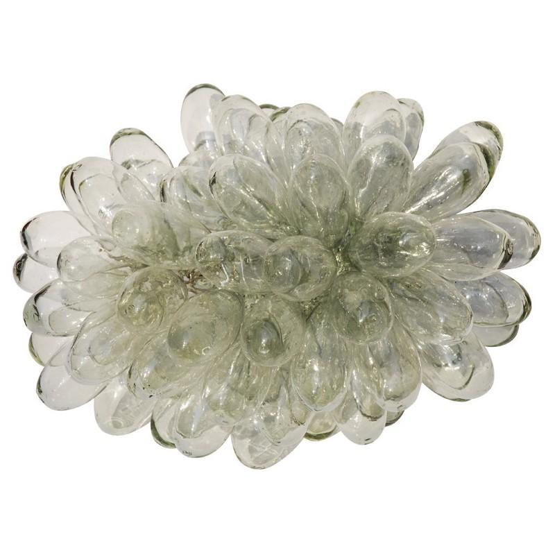 lampe grappe en verre souffl naturiou. Black Bedroom Furniture Sets. Home Design Ideas