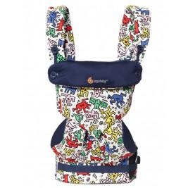 Porte-bébé Ergobaby 360 Keith Haring - Pop