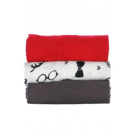 Lot de 3 couvertures Tula Hipster Set