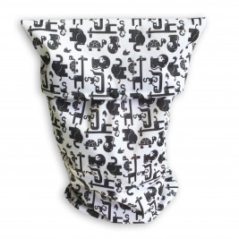 Naturiou Storage bag for cloth diapers Naturiou - Jungle