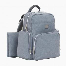 Diaper bag Ergobaby Anywhere I Go Grey