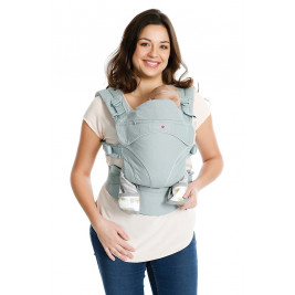 Porte-bébé physiologique Babylonia Flexia Soft Grey