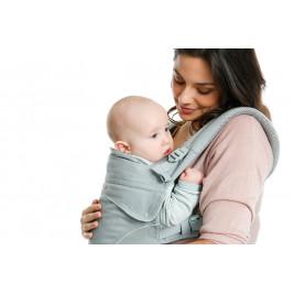 Porte-bébé physiologique Babylonia Flexia Soft Grey