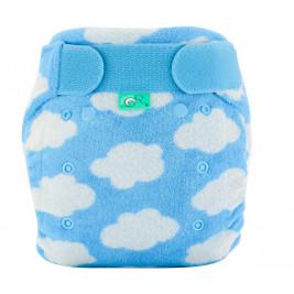 Couche lavable Bamboozle nuages Bleus Totsbots