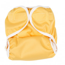 Culotte de protection à velcros So Protect P'tits Dessous Citron