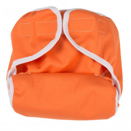 Panties protective velcro So Protect P'tits Dessous Orange