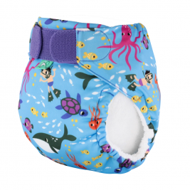 Maillot de bain couche Swim Totsbots Under the Sea