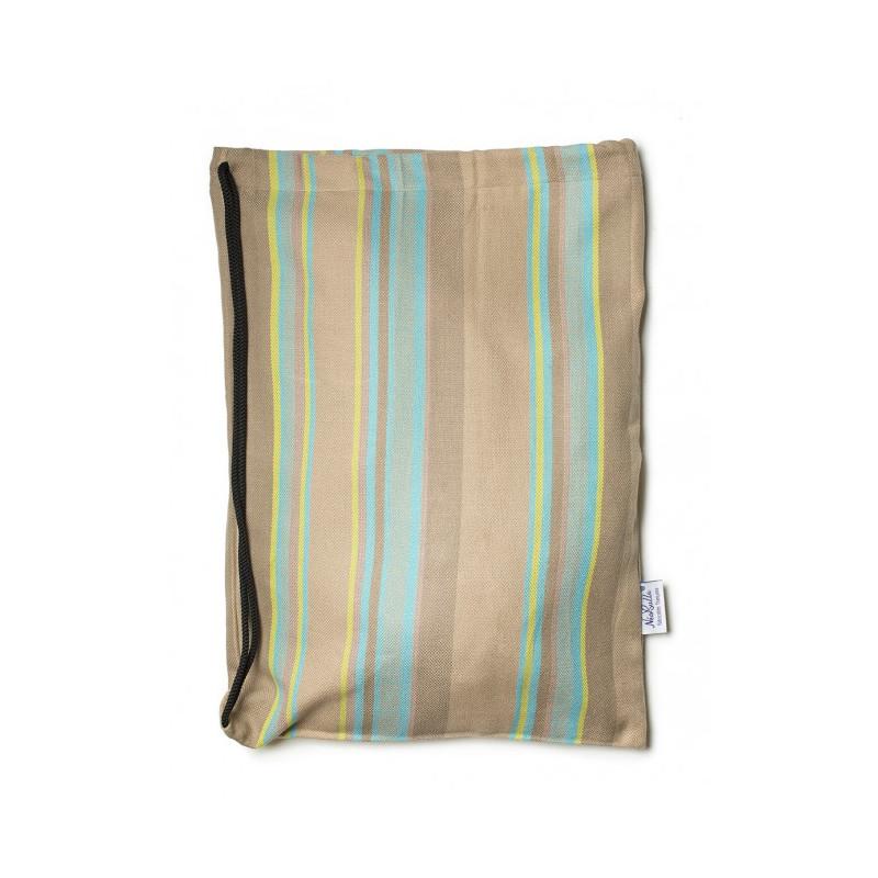 sac de rangement n obulle en coton pour porte b b. Black Bedroom Furniture Sets. Home Design Ideas