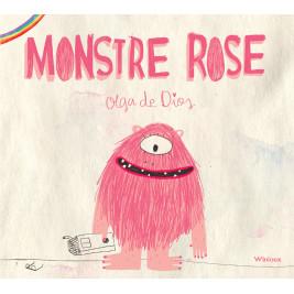 Monstre Rose, livre pour enfant