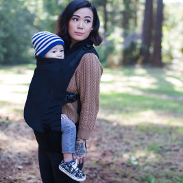 Porte-bébé Beco Toddler Metro Black