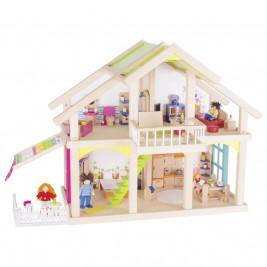 Maison de poupée véranda Susibelle