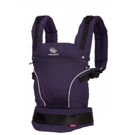 Baby carrier Manduca Pure Cotton Purple