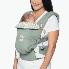Ergobaby Adapt Vert Sauge - Porte-bébé Évolutif