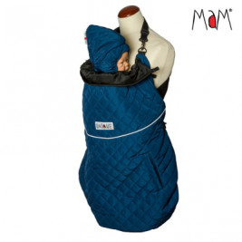 Couverture de portage MaM Exclusive Flex Cover Winter Quilt Poseidon