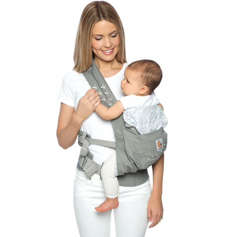 Ergobaby Baby Carrier Original Galaxy Grey Naturiou