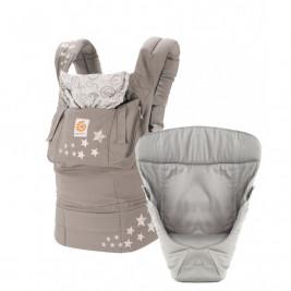 Ergobaby Pack Évolutif Original Gris Cosmique - Porte-bébé