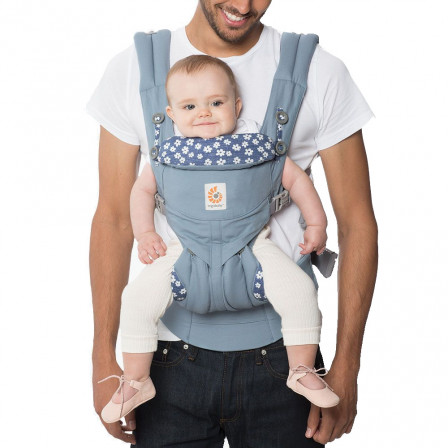 Ergobaby Omni 360 Baby Carrier All In One Midnight Blue