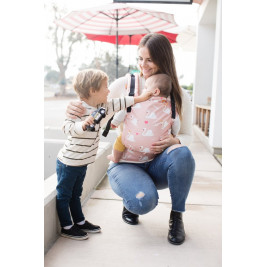 Tula Tulips toddler carrier