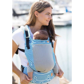Porte-bébé TULA Toddler Coast Seaport Micro aéré