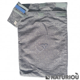 P4 Preschool LLA Jacquard Eclipse Anthracite