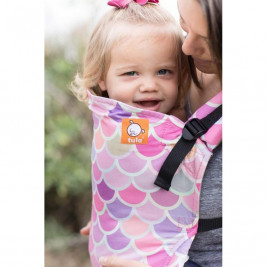 Baby carrier TULA Toddler Syrena Sea