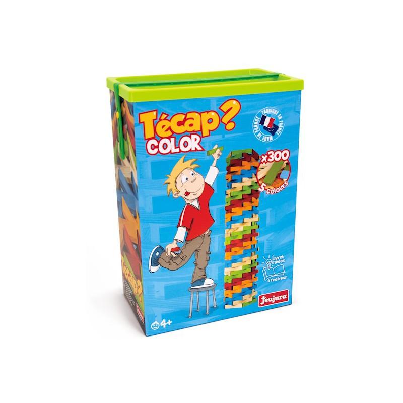 tecap color jeujura 300 pices de bois - Tecap Color