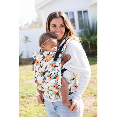Baby carrier TULA Toddler Marigold - Naturiou