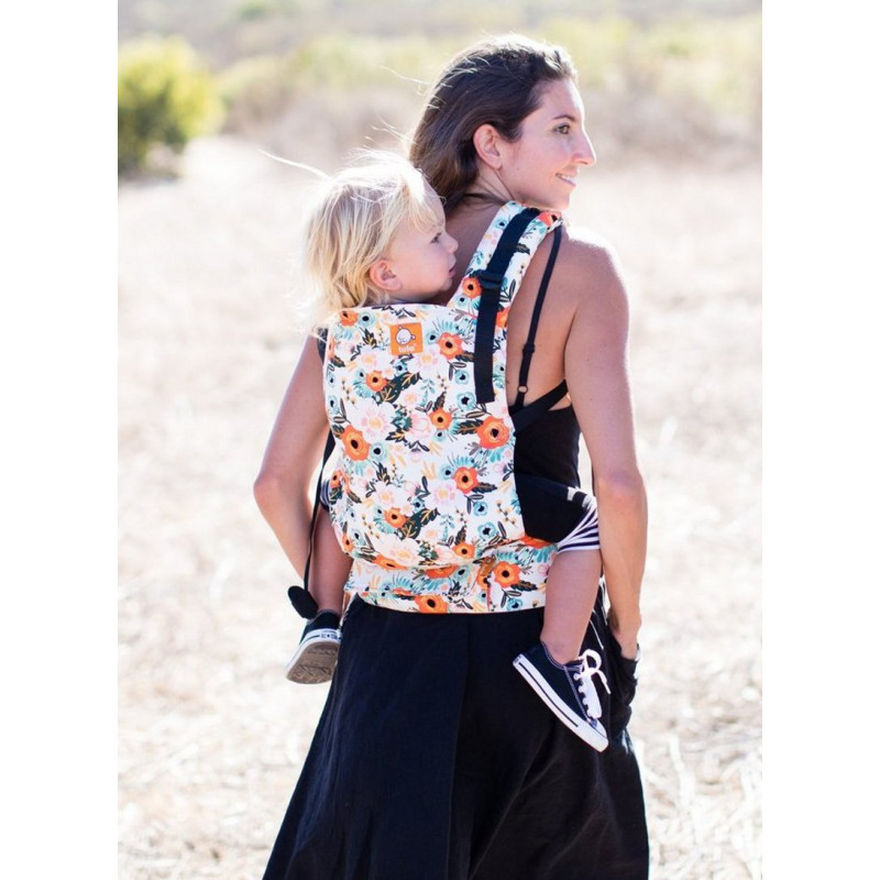 4ff21b487f4d Baby carrier TULA Toddler Marigold - Naturiou