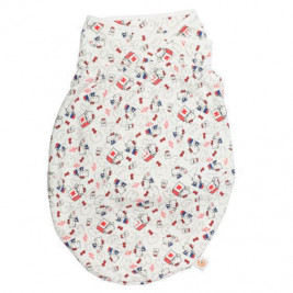 Couverture d'emmaillotage Ergobaby Hello Kitty Head in the Clouds
