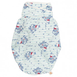 Coverage Blanketing Hello Kitty Blue Sail Away