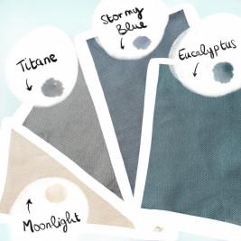 Ling Ling d'Amour P4 Preschool Moonlight - Porte-bébé