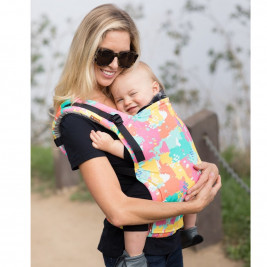 Tropical Tower Tula baby carrier