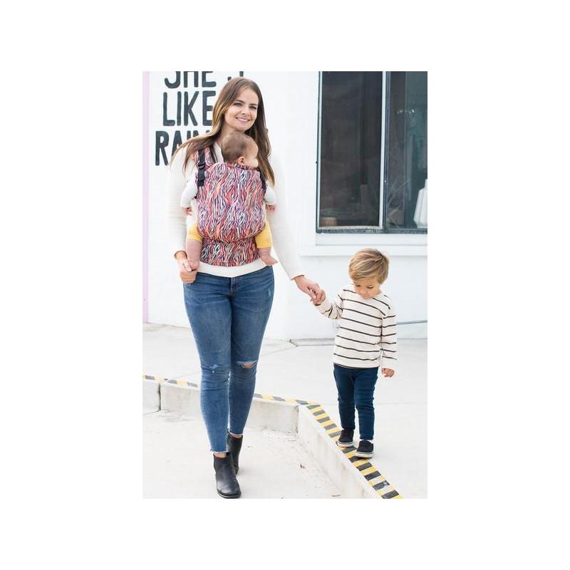 4d63a9b977e1 Tula Toddler Storytail - Porte-bambin - Naturiou
