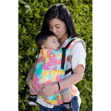 Porte-bébé Tula Free To Grow Paint Palette 373f504b323