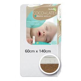 Mattress, Baby Coconut Latex 60x140 cm Kadolis