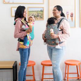 Tula Standard Coast Paint Palette - Porte-bébé Micro-aéré