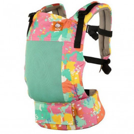 TULA toddler carrier- Paint Palette